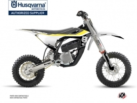 Kit Déco Moto Cross Legend Husqvarna EE-5 Noir