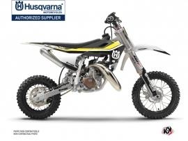 Kit Déco Moto Cross Legend Husqvarna TC 50 Noir