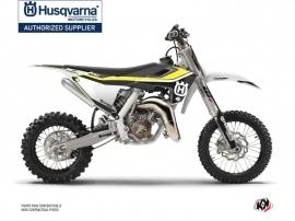 Husqvarna TC 65 Dirt Bike Legend Graphic Kit Black