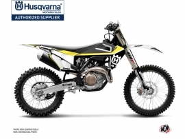 Kit Déco Moto Cross Legend Husqvarna FC 450 Noir