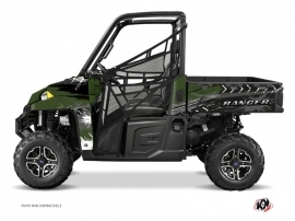 Polaris Ranger 900 UTV Lifter Graphic Kit Green