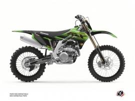 Kit Déco Moto Cross Live Kawasaki 450 KXF Gold