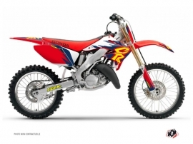 Honda 125 CR Dirt Bike Memories Graphic Kit