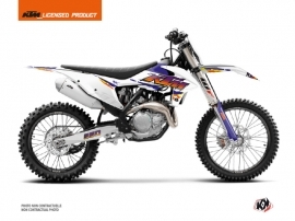 KTM 350 SXF Dirt Bike Memories Graphic Kit