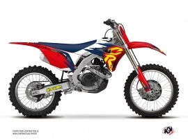 Honda 450 CRF Dirt Bike Memories Graphic Kit