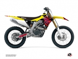 Suzuki 450 RMZ Dirt Bike Memories Graphic Kit