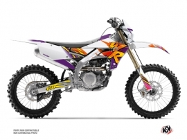 Yamaha 450 WRF Dirt Bike Memories Graphic Kit