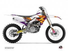 Yamaha 450 YZF Dirt Bike Memories Graphic Kit