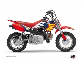 Honda 50 CRF Dirt Bike Memories Graphic Kit