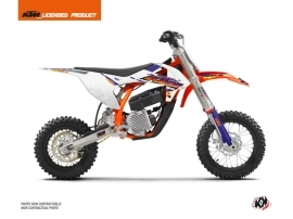 KTM SX-E 5 Dirt Bike Memories Graphic Kit