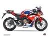Honda CBR 500 R Street Bike Run Graphic Kit Red