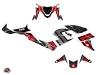 Honda CB 500 F Street Bike Square Graphic Kit Black