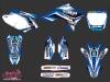 Kit Déco Moto Cross Replica Adrien Van Beveren Yamaha 450 YZF 2012