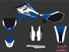 Yamaha 250 YZ Dirt Bike Assault Graphic Kit