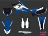Kit Déco Moto Cross Assault Yamaha 125 YZ UFO Relift