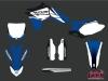 Kit Déco Moto Cross Assault Yamaha 450 YZF