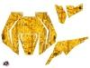 Can Am Maverick UTV Camo Graphic Kit Yellow