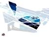Graphic Kit Doors Origin Low Eraser UTV Polaris RZR 900S/1000/Turbo 2015-2017 Blue