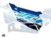 Graphic Kit Doors Origin Eraser UTV Polaris RZR 900S/1000/Turbo 2015-2017 Blue