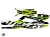 Kit Déco Jet-Ski Eraser Kawasaki SX-R Noir Vert