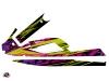 Kawasaki SXI 750 Jet-Ski Eraser Graphic Kit Green