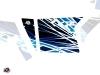 Graphic Kit Doors Suicide XRW Eraser UTV Polaris RZR 570/800/900 2008-2014 Blue