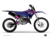 Yamaha 125 YZ Dirt Bike Flow Graphic Kit Pink