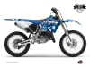 Yamaha 250 YZ Dirt Bike Freegun Eyed Graphic Kit Red LIGHT