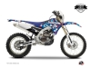 Kit graphique Moto Cross Freegun Eyed Yamaha 450 WRF Rouge LIGHT