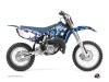 Kit Déco Moto Cross Freegun Eyed Yamaha 85 YZ Rouge