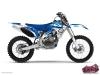 Yamaha 125 YZ Dirt Bike Graff Graphic Kit