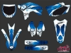 Yamaha 250 YZF Dirt Bike Graff Graphic Kit