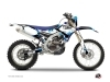 Kit Déco Moto Cross Hangtown Yamaha 450 WRF Bleu