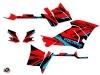 Kit Déco Quad Hidden Polaris 570 Sportsman Touring Rouge Bleu
