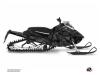 Yamaha Sidewinder Snowmobile Kamo Graphic Kit Grey