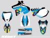 Yamaha 250 YZ Dirt Bike Kenny Graphic Kit