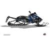 Kit Déco Motoneige Klimb Arctic Cat Pro Climb Bleu