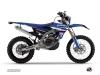 Yamaha 450 WRF Dirt Bike Replica Outsiders OTS Graphic Kit 2018