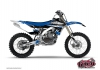 Yamaha 125 YZ Dirt Bike Pulsar Graphic kit UFO Relift