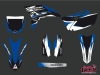 Kit Déco Moto Cross Pulsar Yamaha 250 YZF