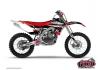Yamaha 250 YZF Dirt Bike Pulsar Graphic Kit Red