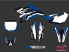Yamaha 85 YZ Dirt Bike Pulsar Graphic Kit