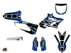 Kit Déco Moto Cross Replica Yamaha 250 YZ Bleu
