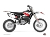 Yamaha 85 YZ Dirt Bike Replica Graphic Kit Red