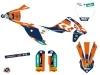 KTM 50 SX Dirt Bike Replica Pichon Graphic Kit