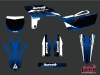 Kit Déco Moto Cross Slider Yamaha 250 YZF