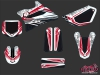 Yamaha 85 YZ Dirt Bike Spirit Graphic Kit Red