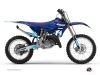Yamaha 250 YZ Dirt Bike Stage Graphic Kit Blue