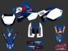 Kit Déco Moto Cross Replica Team 2b Yamaha 250 YZ 2011