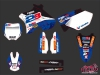 Kit Déco Moto Cross Replica Team 2b Yamaha 125 YZ 2013
